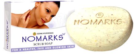 Nomarks Scrub Soap